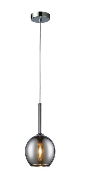 LAMPA WEWNĘTRZNA (WISZĄCA) ZUMA LINE MONIC PENDANT MD1629-1 CHROME