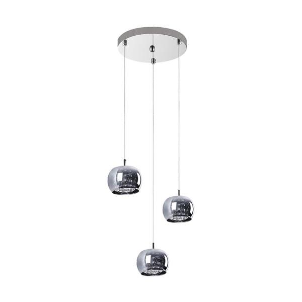 LAMPA WEWNĘTRZNA (WISZĄCA) ZUMA LINE CRYSTAL PENDANT P0076-03M-B5FZ