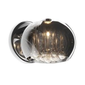 LAMPA WEWNĘTRZNA (KINKIET) ZUMA LINE CRYSTAL WALL W0076-01D-F4FZ