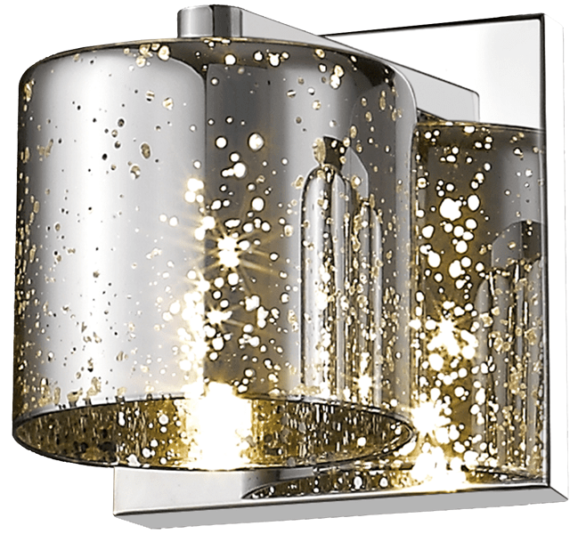 LAMPA WEWNĘTRZNA (KINKIET) ZUMA LINE PIOLI WALL W0369-01A-B5GR