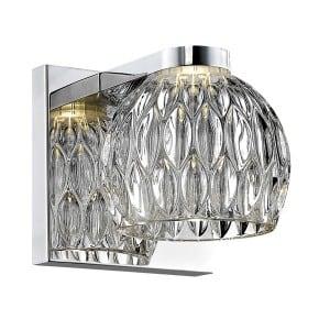 LAMPA WEWNĘTRZNA (KINKIET) ZUMA LINE AURELIA WALL W0404-01A-B5AC small 0