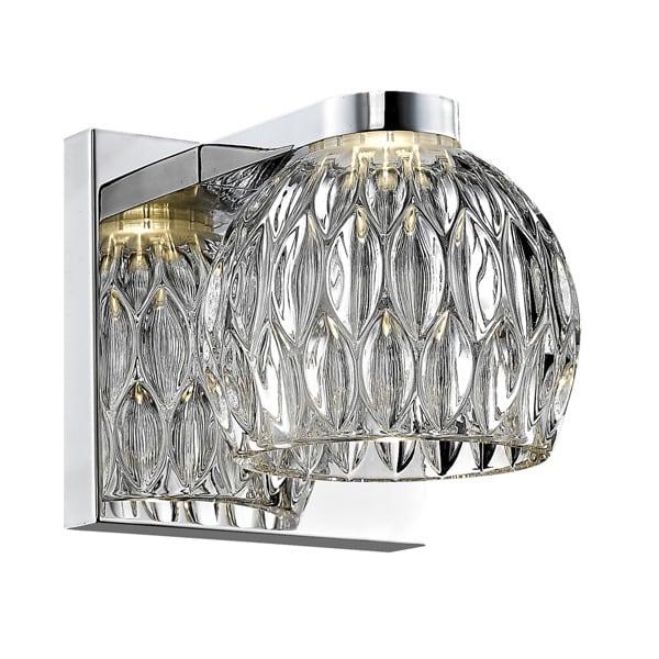 LAMPA WEWNĘTRZNA (KINKIET) ZUMA LINE AURELIA WALL W0404-01A-B5AC