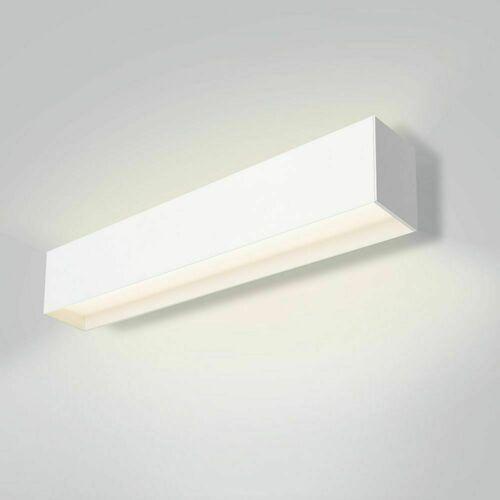 Liniowa lampa ścienna góra/dół z dystansem LUPINUS/K HQ UP D 116 L-2910 SP