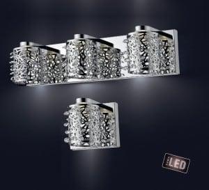 LAMPA WEWNĘTRZNA (KINKIET) ZUMA LINE GIANNA WALL W0386-01A-B5AC small 1