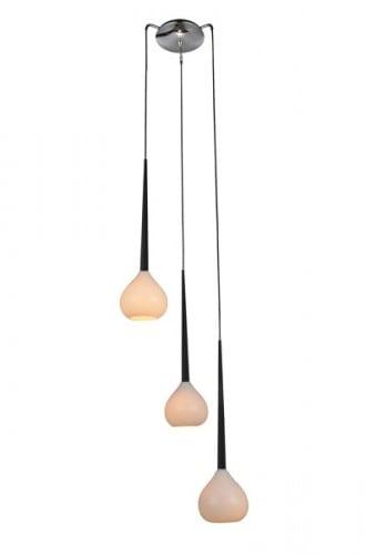 LAMPA WEWNĘTRZNA (WISZĄCA) ZUMA LINE LIBRA PENDANT MD2128A-3W (white)