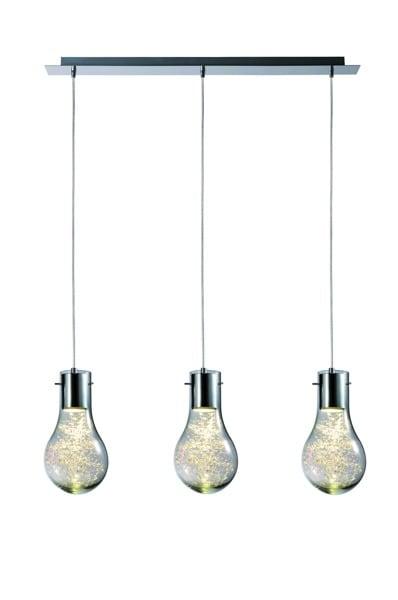 LAMPA WEWNĘTRZNA (WISZĄCA) ZUMA LINE CIRO PENDANT MD1458-3A