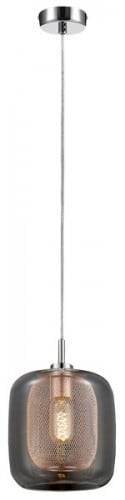 LAMPA WEWNĘTRZNA (WISZĄCA) ZUMA LINE DONATO PENDANT P0310-01H-F4GP
