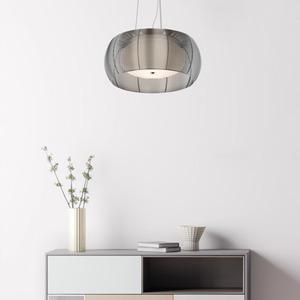 LAMPA WEWNĘTRZNA (WISZĄCA) ZUMA LINE TANGO PENDANT MD1104-2 (silver) - Srebrny small 2