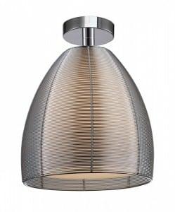 LAMPA WEWNĘTRZNA (SUFITOWA) ZUMA LINE PICO CEILING MX9023-1L (silver) - Srebrny