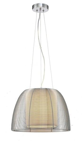 LAMPA WEWNĘTRZNA (WISZĄCA) ZUMA LINE FILO PENDANT MD1452-1L (silver)