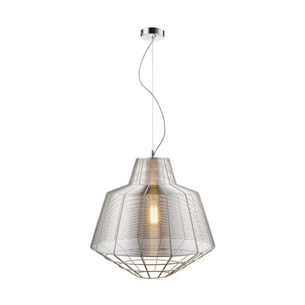 LAMPA WEWNĘTRZNA (WISZĄCA) ZUMA LINE WIRE PENDANT MD1712-1L-Silver