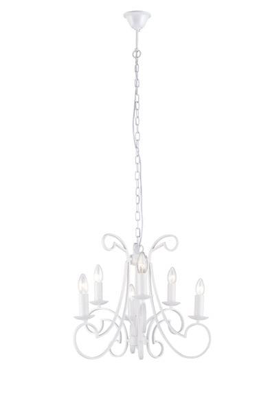 LAMPA WEWNĘTRZNA (WISZĄCA) ZUMA LINE CANDLE PENDANT RLD94757-6