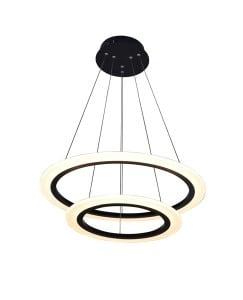 LAMPA WEWNĘTRZNA (WISZĄCA) ZUMA LINE CIRCLE PENDANT L-CD-660-BL