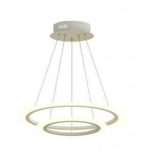 LAMPA WEWNĘTRZNA (WISZĄCA) ZUMA LINE FLAT CIRCLE PENDANT L-CD-660 small 0