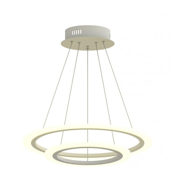 LAMPA WEWNĘTRZNA (WISZĄCA) ZUMA LINE FLAT CIRCLE PENDANT L-CD-660