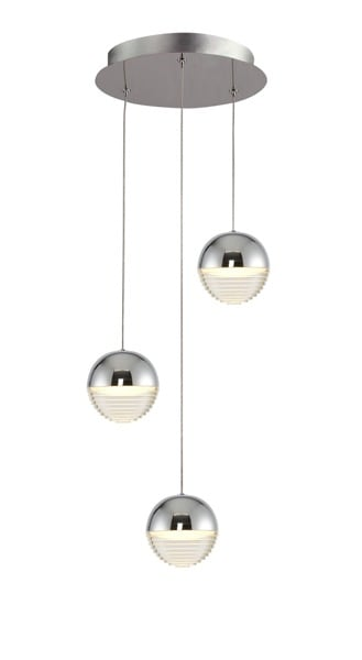 Lampa Wisząca Sufitowa Doris Pendant