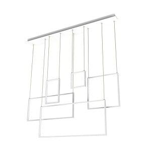 LAMPA WEWNĘTRZNA (WISZĄCA) ZUMA LINE RECTAN PENDANT L171209-5