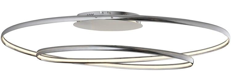 LAMPA WEWNĘTRZNA (SUFITOWA) ZUMA LINE PERIA CEILING MX57054-B