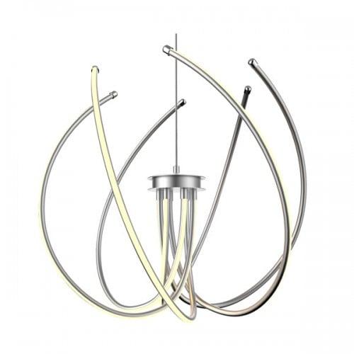 LAMPA WEWNĘTRZNA (SUFITOWA) ZUMA LINE CLORIN PENDANT L170402-6