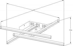LAMPA WEWNĘTRZNA (SUFITOWA) ZUMA LINE MAURO CEILING HP1419-C4 small 2