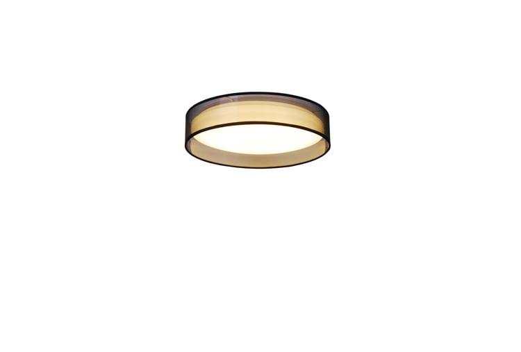 LAMPA WEWNĘTRZNA (SUFITOWA) ZUMA LINE ADEM CEILING E9371-37-LED-BL (black)