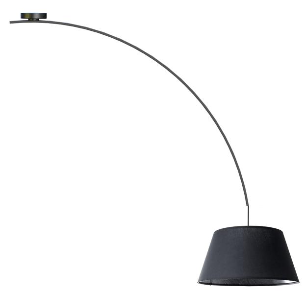 LAMPA WEWNĘTRZNA (WISZĄCA) ZUMA LINE ARC PENDANT WL-15006-B