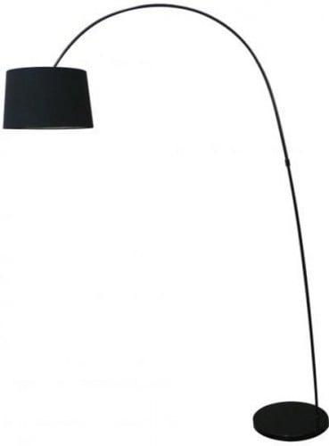 LAMPA WEWNĘTRZNA (PODŁOGOWA) ZUMA LINE COSTANZA FLOOR TS-070720F-BK (black) - Czarny