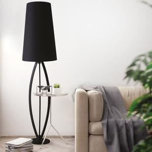 LAMPA WEWNĘTRZNA (PODŁOGOWA) ZUMA LINE LORITA FLOOR TS-110314F-BK (black) - Czarny small 3