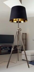 LAMPA WEWNĘTRZNA (PODŁOGOWA) ZUMA LINE SEVILLE FLOOR TS-062909F-BR (black) small 1