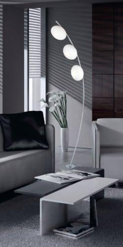 LAMPA WEWNĘTRZNA (PODŁOGOWA) ZUMA LINE NEW YORK FLOOR MJ65-3 1