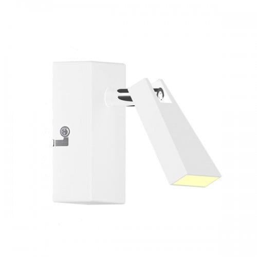 LAMPA WEWNĘTRZNA (KINKIET) ZUMA LINE SPAZIO SPOT CK99603A-1