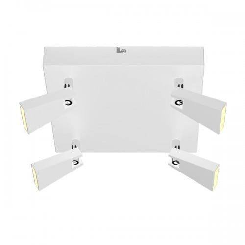 LAMPA WEWNĘTRZNA (SUFITOWA) ZUMA LINE SPAZIO CEILING CK99603A-4