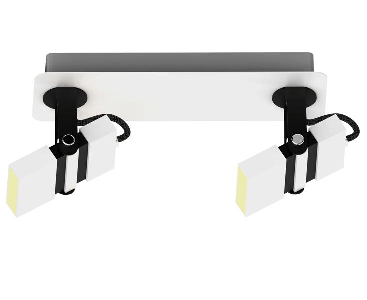 LAMPA WEWNĘTRZNA (SUFITOWA) ZUMA LINE COSTA CEILING CK170208-2