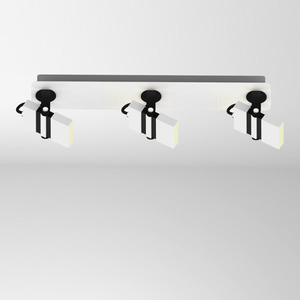 LAMPA WEWNĘTRZNA (SUFITOWA) ZUMA LINE COSTA CEILING CK170208-3 small 1