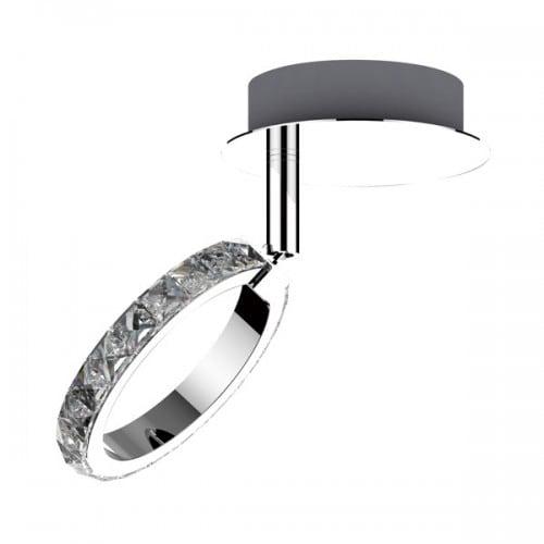 LAMPA WEWNĘTRZNA (KINKIET) ZUMA LINE TOLEDO WALL CK170815-1
