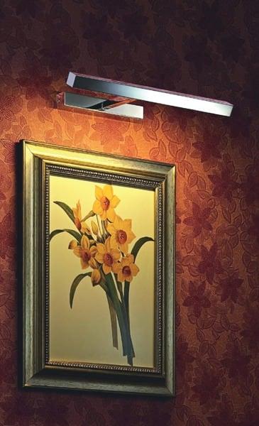 LAMPA WEWNĘTRZNA (KINKIET) ZUMA LINE IMPRESS WALL 1444