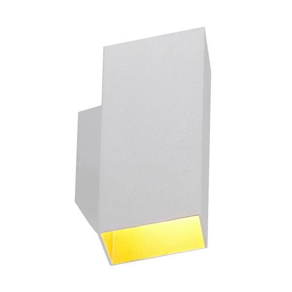 LAMPA WEWNĘTRZNA (KINKIET) ZUMA LINE DIAMOND WL WALL 20078-WH/GD
