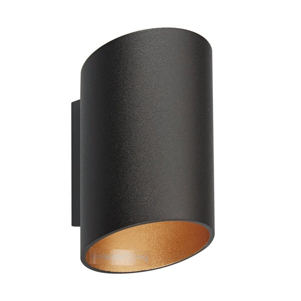 LAMPA WEWNĘTRZNA (SPOT) ZUMA LINE SLICE WL BLACK SPOT 50603-BK/GD (czarny)
