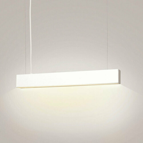Liniowa lampa zwieszana LUPINUS/Z SQ 115 L-1750 SP