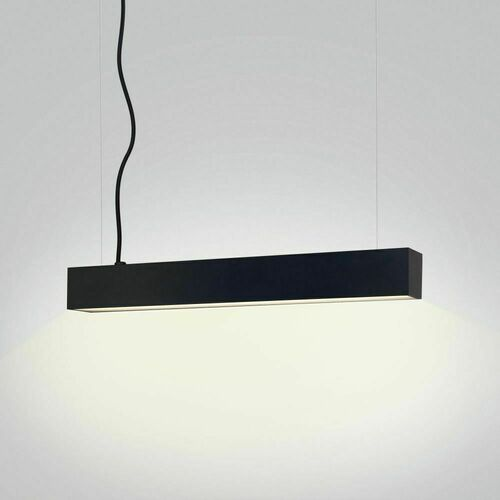 Liniowa lampa zwieszana LUPINUS/Z SQ 115 L-600 SP