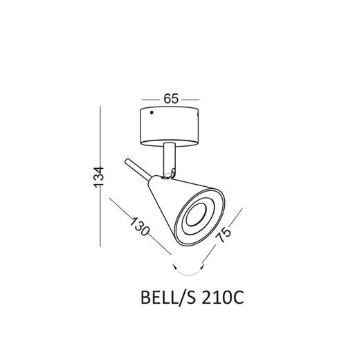 Reflektor BELL/S 210C