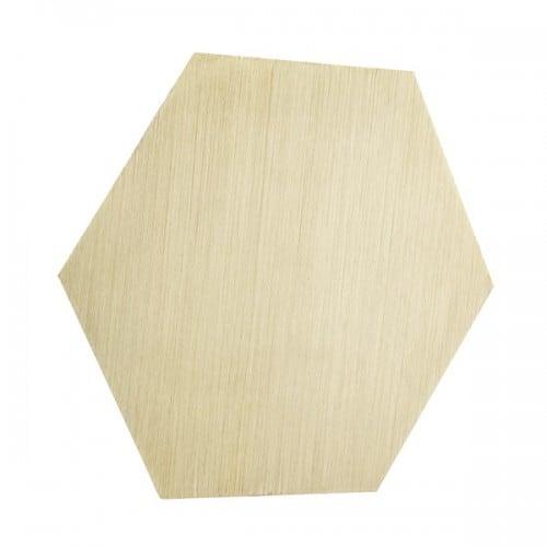 LAMPA WEWNĘTRZNA (KINKIET) ZUMA LINE SHEET WL HEXAGON WALL 20030-GD GOLD