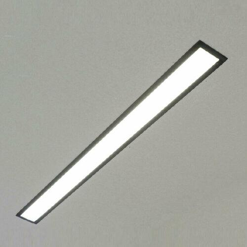 Liniowa lampa wpuszczana LUPINUS WPUST 120 L-2630 SP