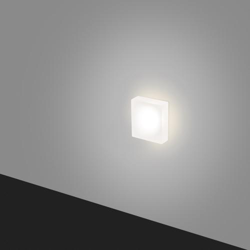 Lampa schodowa, komunikacyjna LESEL 008 L