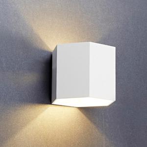 LAMPA WEWNĘTRZNA (KINKIET) ZUMA LINE POLYGON WL WALL 20070-WH small 0