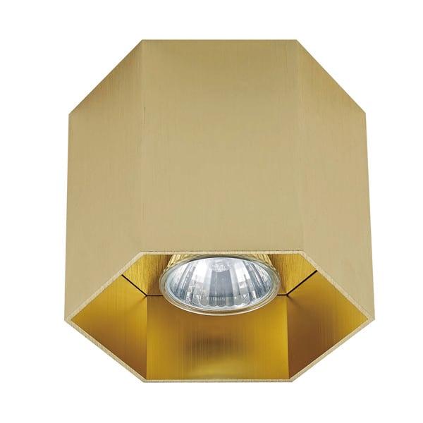LAMPA WEWNĘTRZNA (SPOT) ZUMA LINE POLYGON CL1 SPOT 20035-GD GOLD
