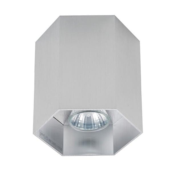 LAMPA WEWNĘTRZNA (SPOT) ZUMA LINE POLYGON CL 1L SPOT 20067-AL