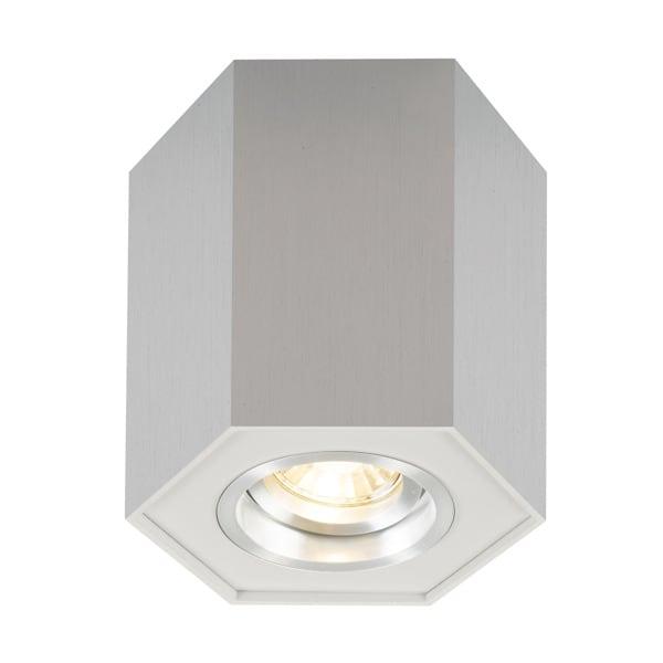 LAMPA WEWNĘTRZNA (SPOT) ZUMA LINE POLYGON CL R SPOT 20077-AL