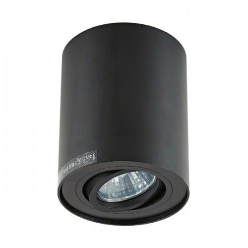 LAMPA WEWNĘTRZNA (SPOT) ZUMA LINE RONDOC SL 1 SPOT 20038-BK BLACK