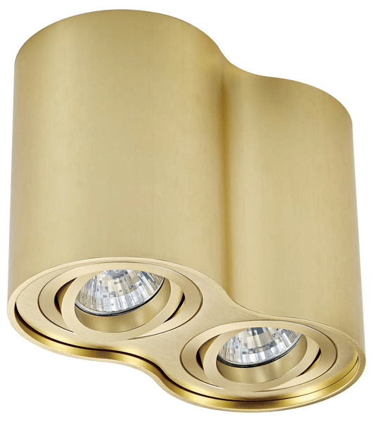 LAMPA WEWNĘTRZNA (SPOT) ZUMA LINE RONDOO SL 2 UP SPOT 50407-GD GOLD